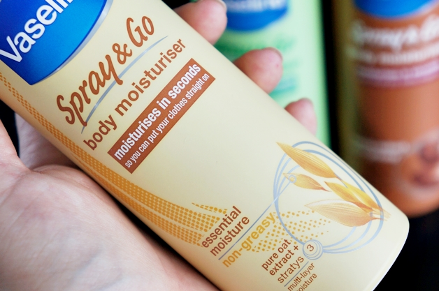 vaseline spray go body moisturiser 3 - Love it! | Vaseline Spray & Go body moisturiser