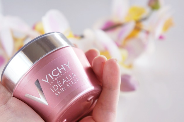 vichy idealia skin sleep gel balm review 1 - Beautytrend | Jelly nachtmaskers