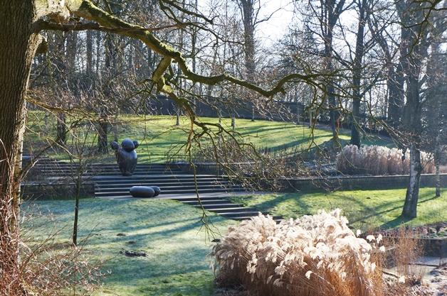 walkinthepark21 - Een winterse wandeling in Park Sonsbeek