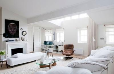 wit interieur 15 - Inspiratie | Een wit interieur