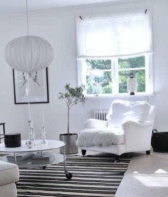 wit interieur 9 - Inspiratie | Een wit interieur