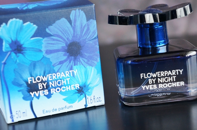 yves rocher flower party by night 1 - Flowerparty by night