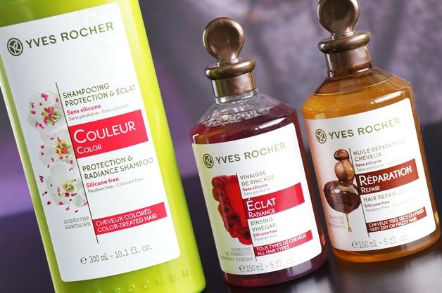yves rocher plantaardige haarverzorging 1 - Yves Rocher plantaardige haarverzorging