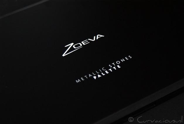 Zoeva | Metallic Stones Palette