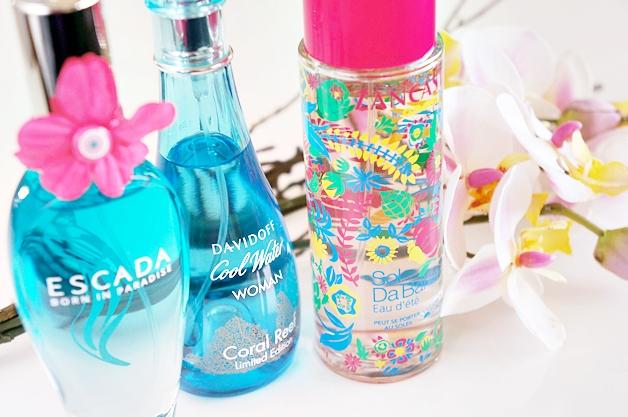zomer parfums Escada Davidoff Lancaster 1 - Summer scents | Davidoff, Escada & Lancaster