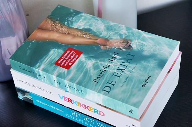 zomerboeken 2013 4 - Zomerboeken | Verkikkerd, De Expat & Het lot van Callie en Kayden