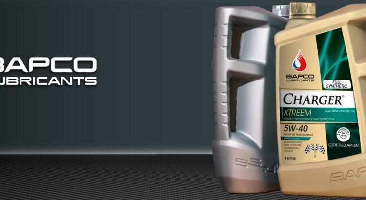 Brand Identity & Packaging Design - Motor Oils, Bapco Lubricants, Bahrain