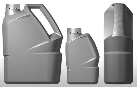 ENOC bottle design CAD development