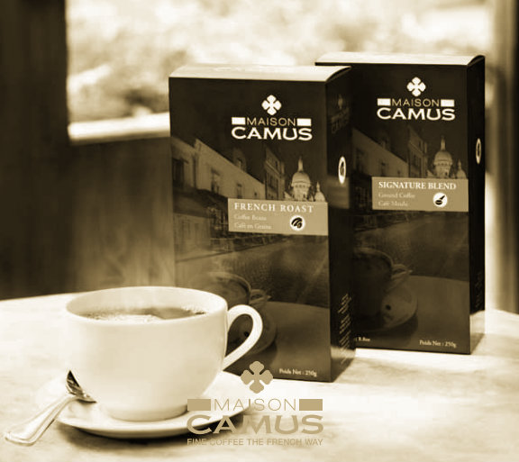 National Coffee Day 2013: Featuring Camus Coffee