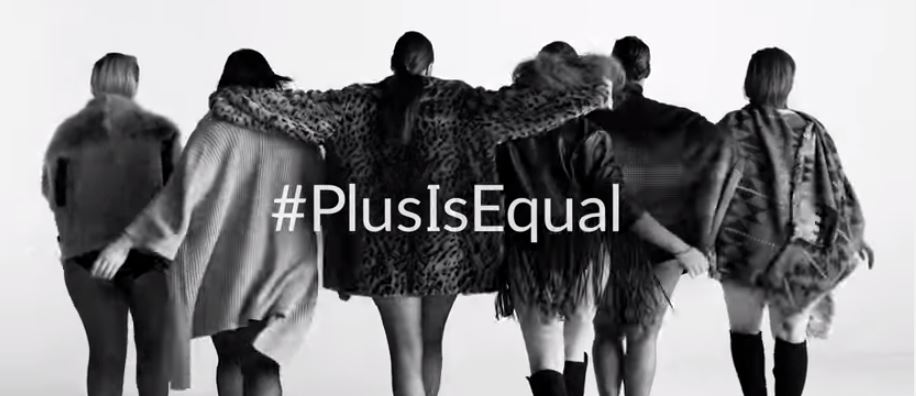 Lane Bryant Wants Everyone to Know that #PlusIsEqual