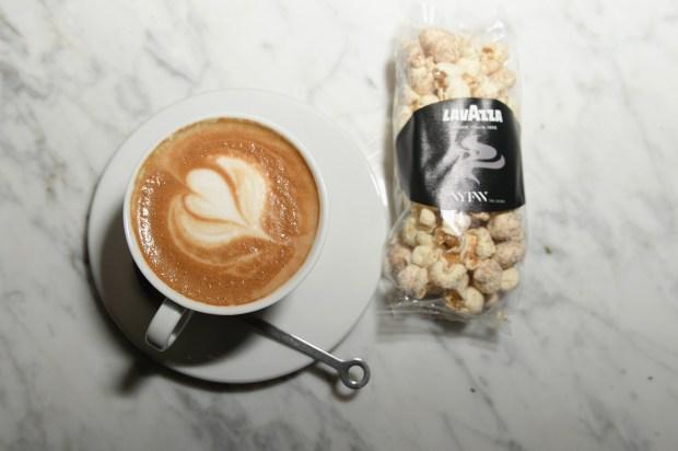 lavazza coffee new york fashion week