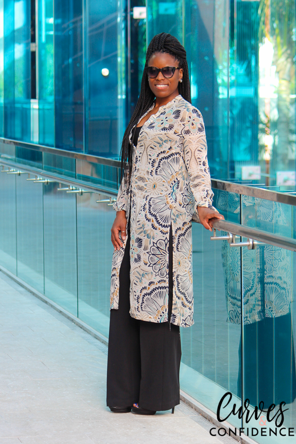 curves-and-confidence-h&m-long-floral-tunic-and-wide-leg-pants