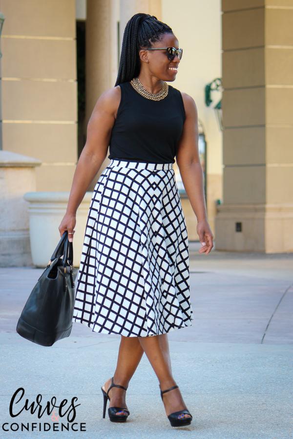 curves-and-confidence-lulus-window-pane-midi-skirt