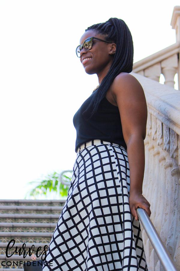 curves-and-confidence-window-pane-midi-skirt