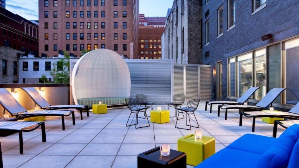 Aloft New York Brooklyn | Hotel Review