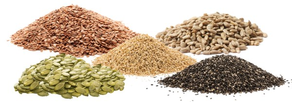Breast Enlargement with seeds