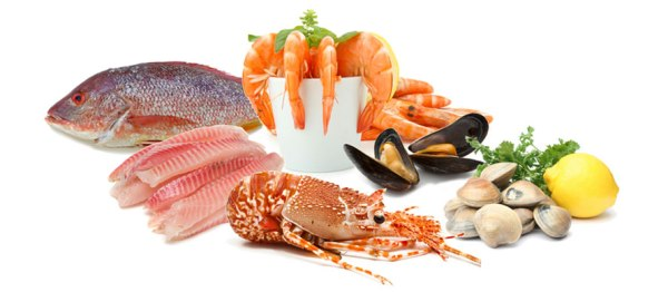 Breast enlargement with seafood