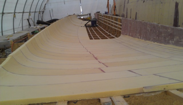 Composite Panels For The Marine Industry Curve Works
