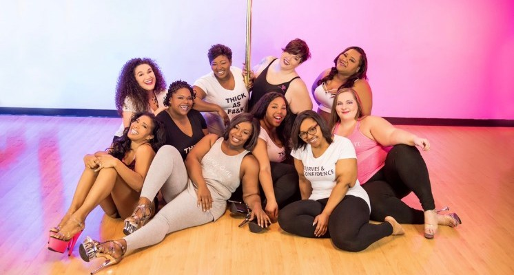 How to Find a Plus Size Pole Class