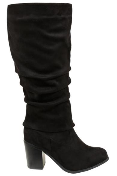 black_ruched_knee_high_suedette_heeled_boots_eee_fit_102165_58b6