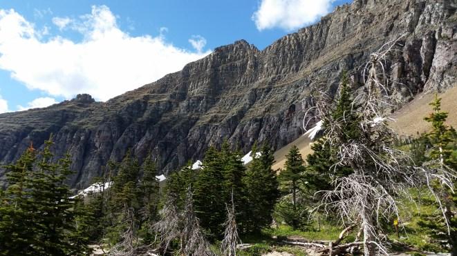 Incredible scenery on the hike