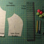 Princess Seams: An FBA for Large Busts