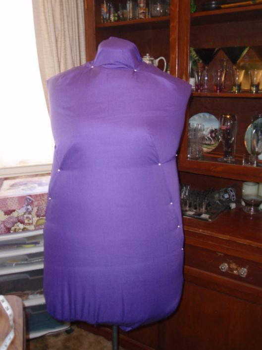 plus dress form mannequin