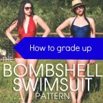 Grade up the Bombshell swimsuit