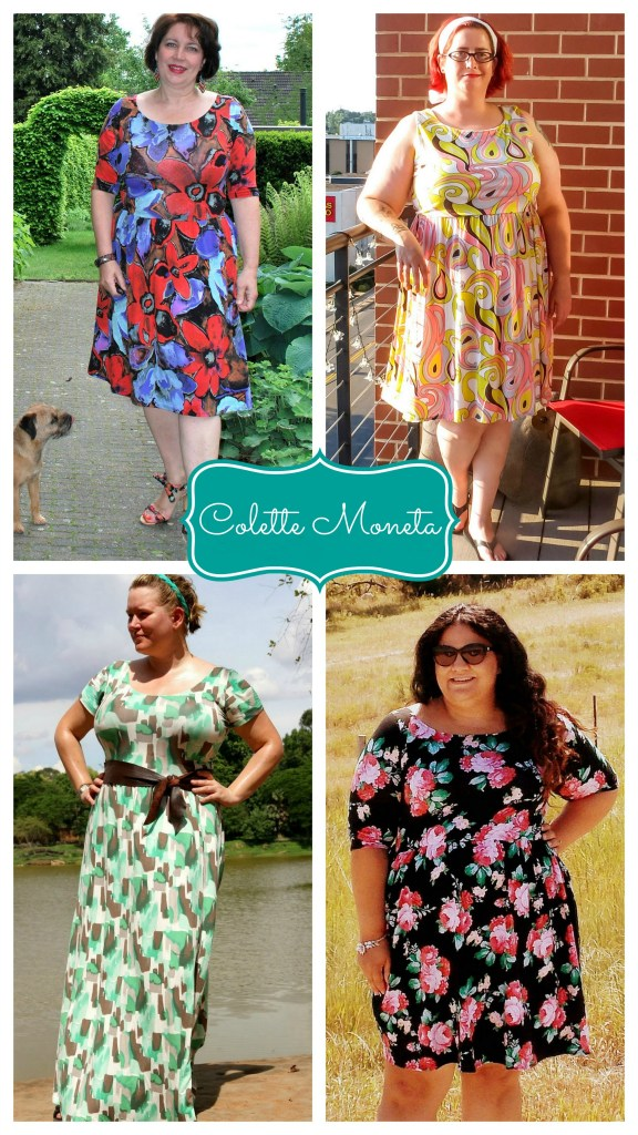 moneta collage print