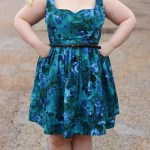 Sewing the Perfect Party Dress: BHL Kim Review