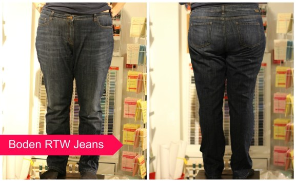 RTW jeans