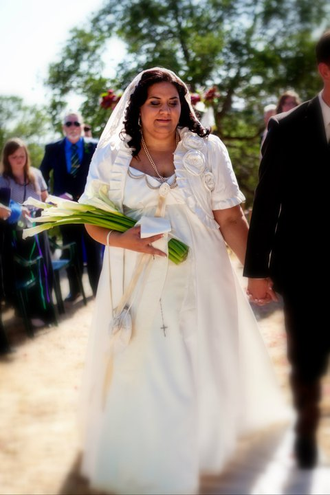 tanya wedding gown