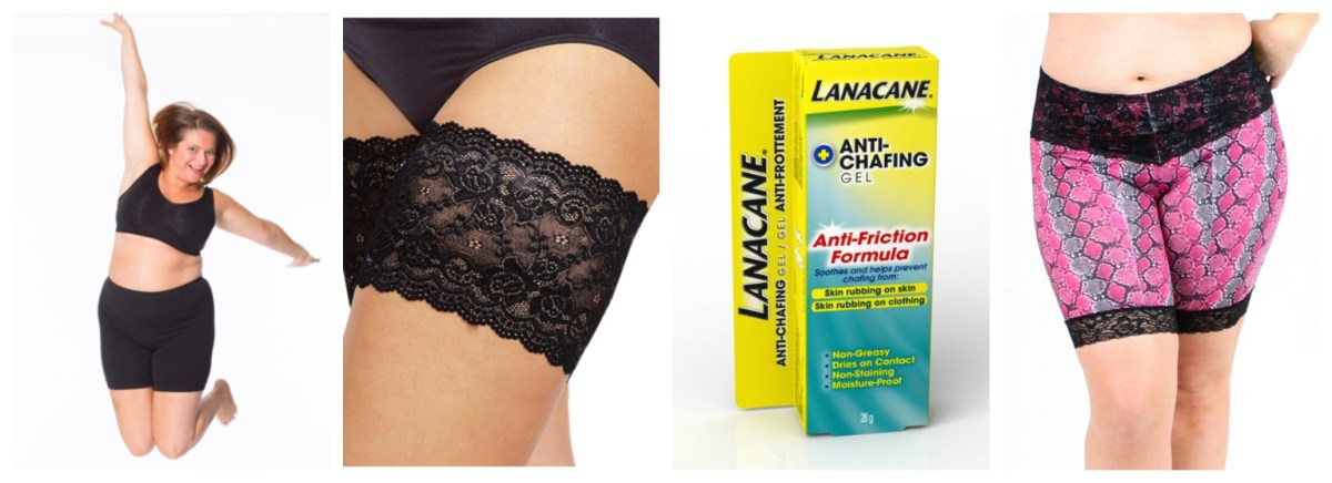 Stop the rub! Anti-chafing solutions for dress-wearing in the summer