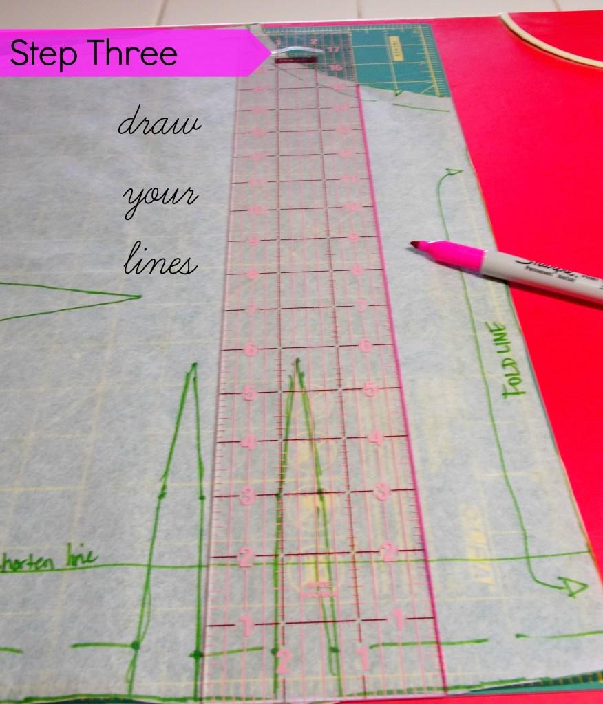 3 draw lines