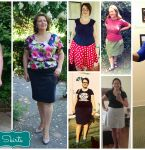 Curvy Sewn:  Your Creations for July