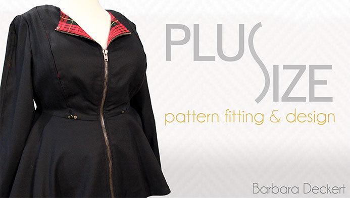 plus size pattern fitting