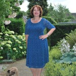 Tutorial: How to Sew an Easy Lace Dress