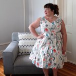 Pattern Review: Cashmerette Upton Dress