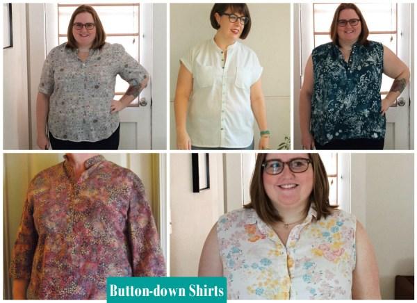 buttondowns