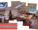 CSC Sewing Spaces:  Manju