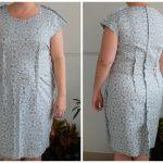 Pattern Review: Designer Stitch Jenny Dress