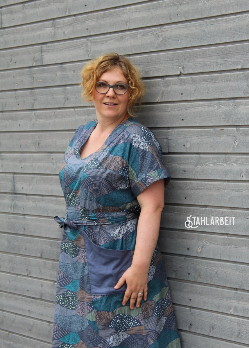 Pattern Review Sew House Seven Tea House Dress