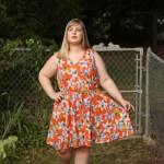 Pattern Review: Papercut Sway Dress