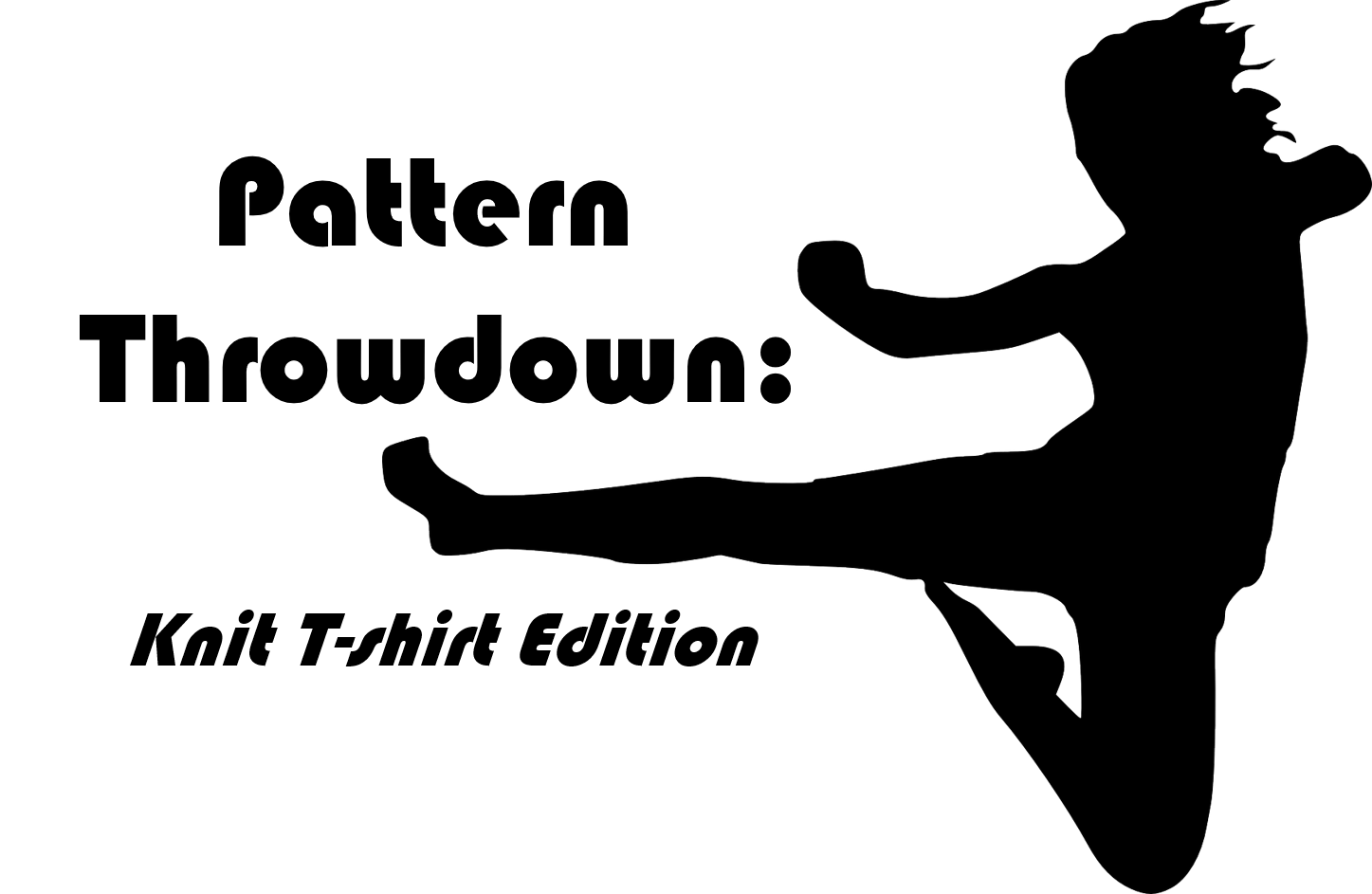Pattern Throwdown - Knit Tshirt