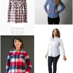 Pattern Round Up: Button Up Shirts
