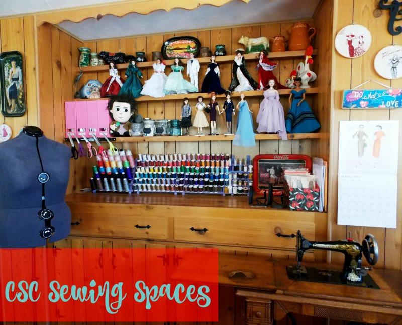 CSC Sewing Spaces: Tanya Part 97