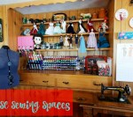 CSC Sewing Spaces:  Tanya