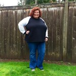 Pattern Review: Blank Slate Tulip Top (now with Extended sizing)