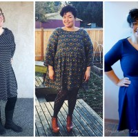 Round Up of A Very Curvy Sewing Celebration!