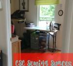 CSC Sewing Spaces:  Nita